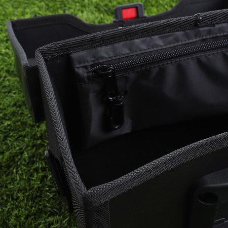 AGU Stuurtas Shelter Tech 8L Zwart - waterdicht
