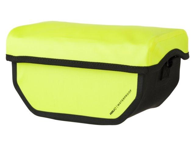 Stuurtas Shelter Clean 5L Neon Geel