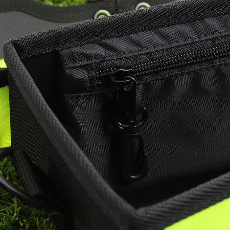 AGU Stuurtas Shelter Clean 5L Neon Geel - waterdicht