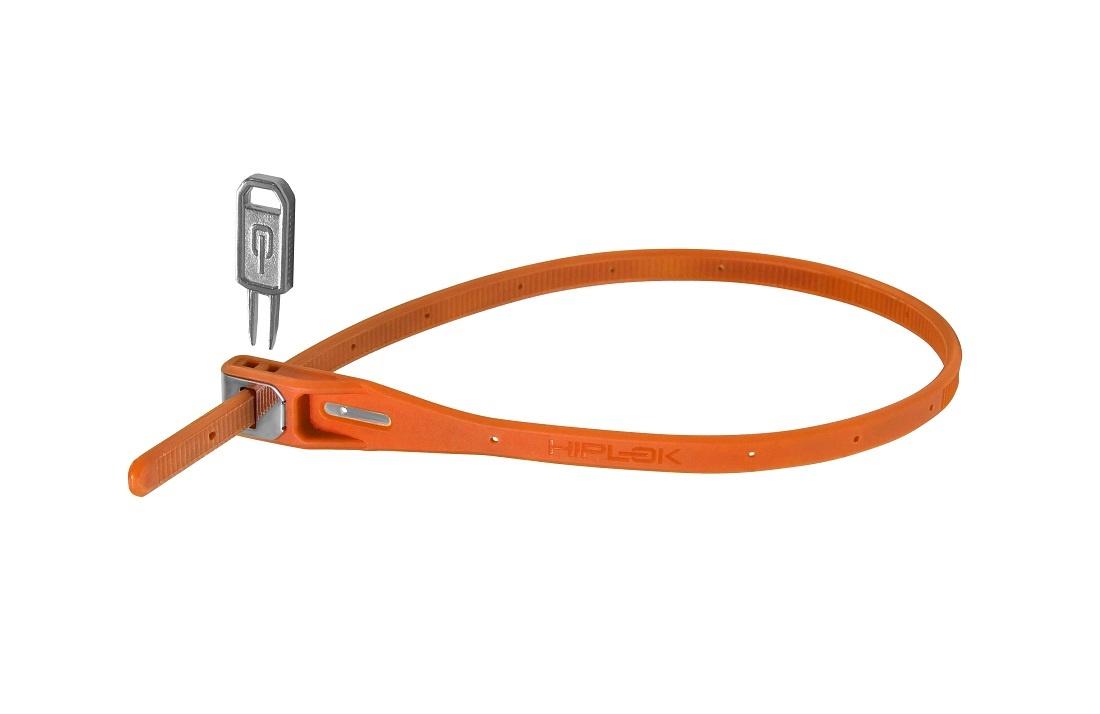 Z Lok Security Tie - Oranje