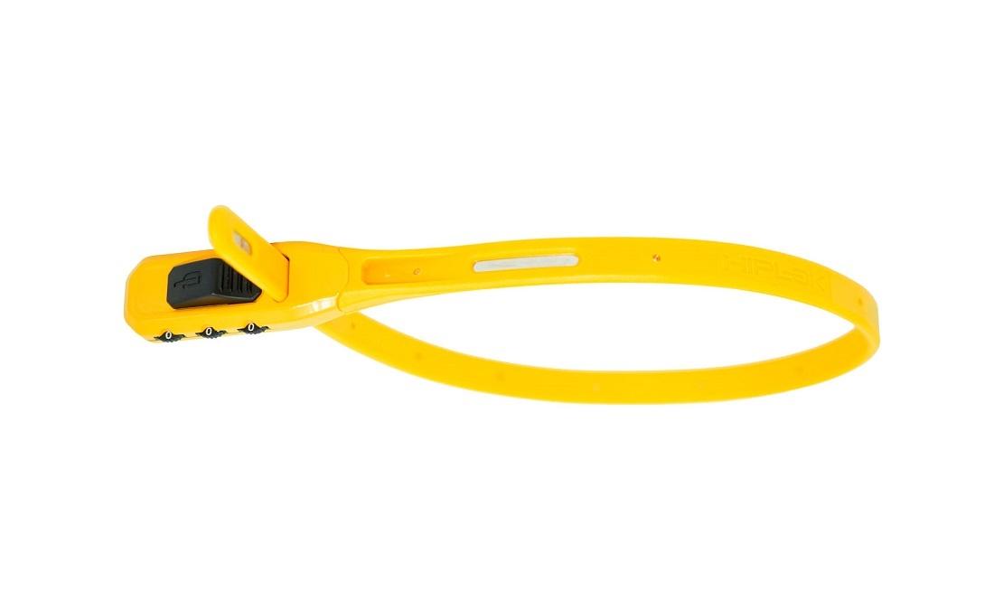 Z Lok Combo Security Tie - Geel