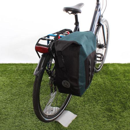 AGU Enkele fietstas Shelter Tech Large 21L Blauw - Waterdicht