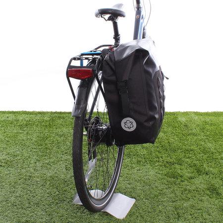 AGU Enkele fietstas Shelter Tech Large 21L Zwart