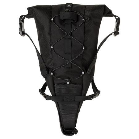 AGU Venture Seat-pack Hivis Zwart - 20L