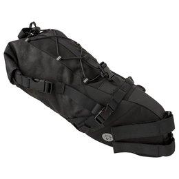 AGU Venture Seat-pack Hivis Zwart