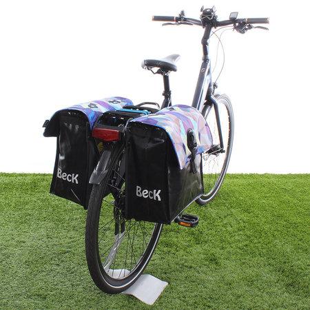 Beck Dubbele fietstas Small Wolf - 35L