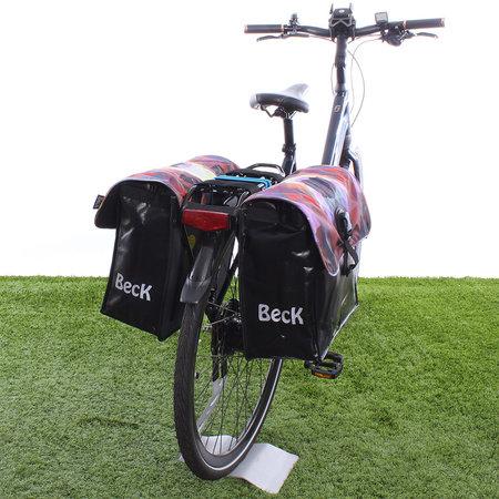 Beck Dubbele fietstas Small Bear - 35L