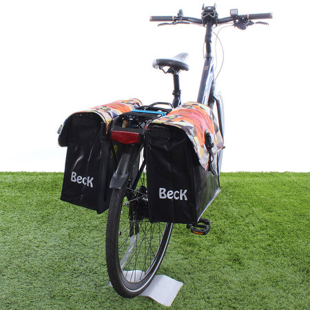 Beck Dubbele fietstas Small Tiger - 35L