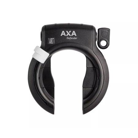 AXA Ringslot Defender  + RLC Plus insteekketting 140cm Zwart - Limited Edition