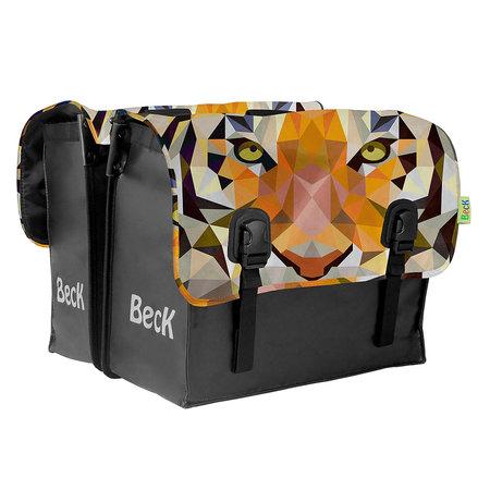 Beck Dubbele fietstas Big Tiger 65L