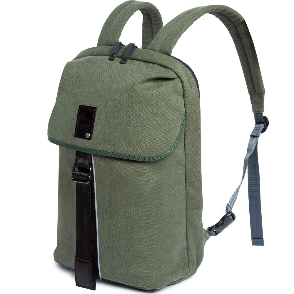 Rugtas Durban Army Green 15-20L