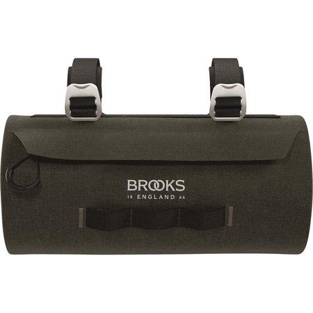 Brooks England Stuurtas Scape Pouch Mud Green - 3L
