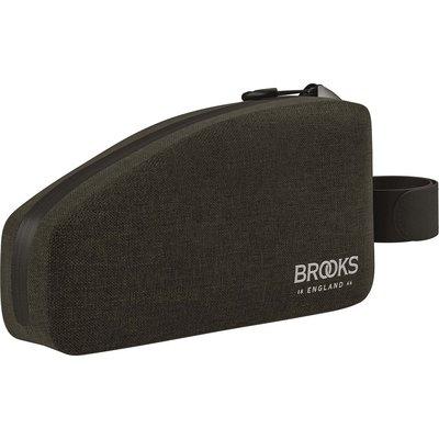 Brooks England Frametas Scape Top Tube Mud Green - 0,9L