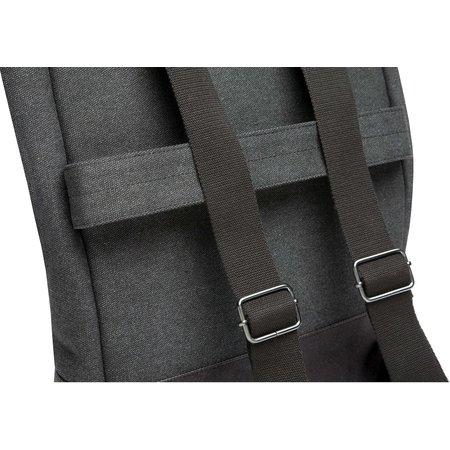 Cortina Denim Backpack Memphis L 13L Antraciet - voor op de voordrager