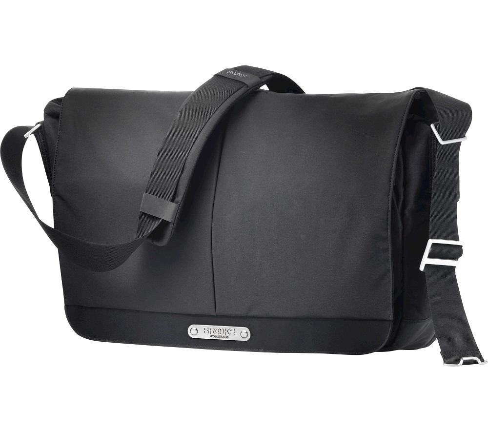 Strand Messenger Bag Black 15L