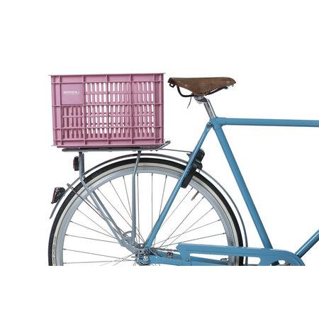 Basil Fietskrat Crate 33L Faded blossom MIK/Racktime