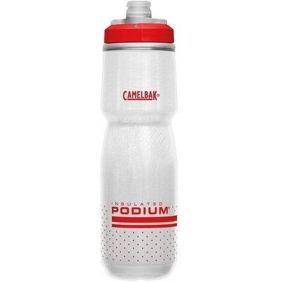 CamelBak Bidon Podium Chill 700 ml Fiery Red/White