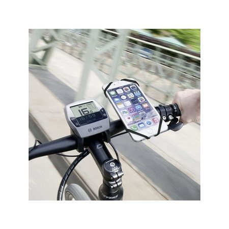 KLICKfix Telefoonhouder Phonepad incl. Quad Mini-adapter