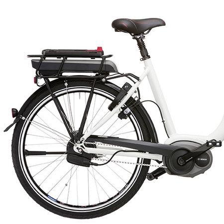 KLICKfix GTA montageset voor E-bike met vaste accu achterop