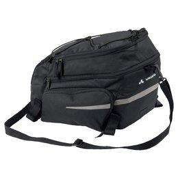 Vaude Bagagedragertas Silkroad Plus 9+7L Black (Snap-it)