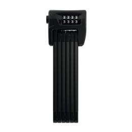 ABUS Vouwslot Bordo Lite Combo 6055C/60 zwart