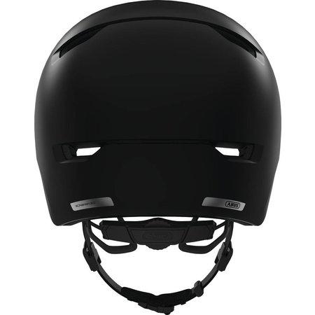 ABUS Kinderhelm Scraper 3.0 Velvet Black M