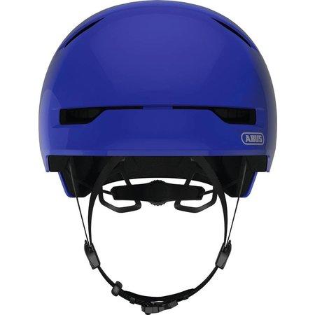 ABUS Kinderhelm Scraper Kid 3.0 Shiny Blue S