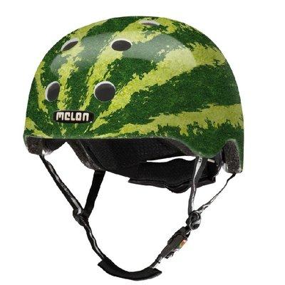 Melon Kinderhelm Real Melon Groen XXS-S