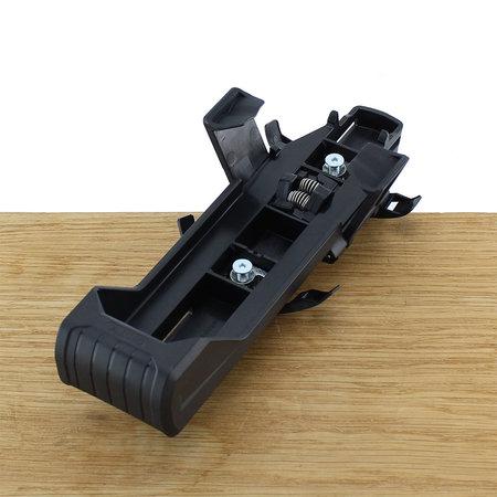 ABUS Bordo Granit Plus 6405 85 cm zwart