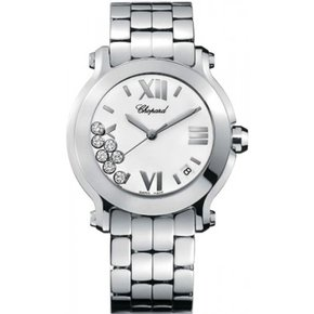 Chopard Happy Sport Staal (278477-3001)