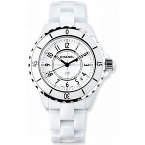 Chanel J12 Quartz Ladies Watch (H0968)