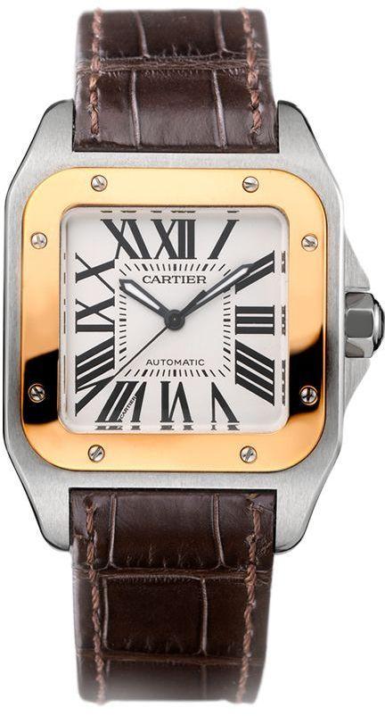 Cartier Santos 100 (W20107X7)
