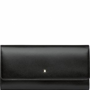Montblanc Meisterstück Long Wallet 10cc with flap
