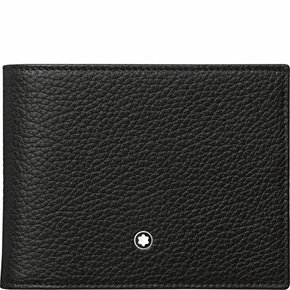 Montblanc Meisterstück Soft Grain Wallet 6cc with removable Card Holder