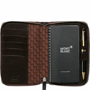 Montblanc Meisterstück Selection Agenda Small with Zip