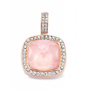 Tirisi Jewelry Hanger Milano Rozenkwarts