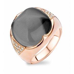 Tirisi Jewelry Ring Dubai Witte Kwarts/Hematiet