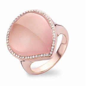 Tirisi Jewelry Ring Jaipur Rozenkwarts