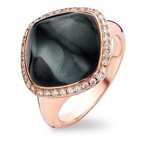 Tirisi Jewelry Ring Manama Hematiet Ruit