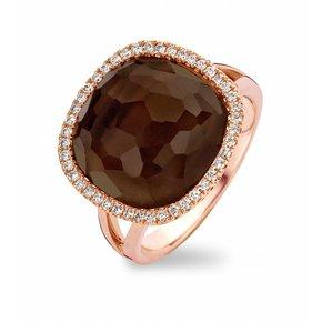 Tirisi Jewelry Ring Milano Rookkwarts