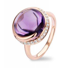 Tirisi Jewelry Ring Seoul Amethist