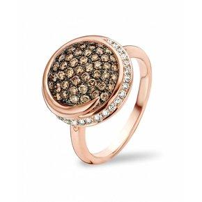 Tirisi Jewelry Ring Seoul Bruin Pave