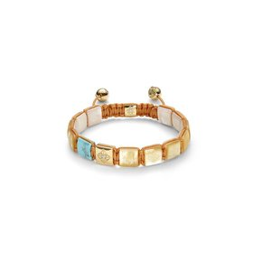 Shamballa Inner Radiance Men South Sea Mother of Pearl Armband
