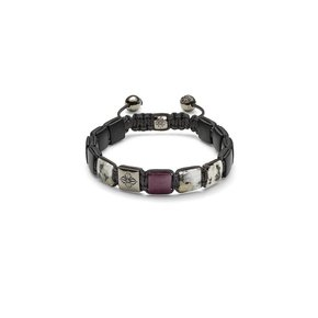 Shamballa Nordic Magic Men  Lock Armband