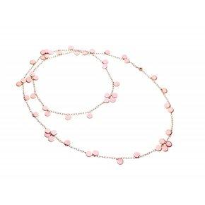 Chantecler Paillettes mini roze emaille