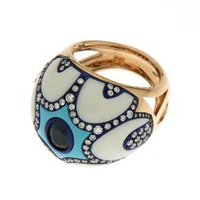 Chantecler Maiolica Ring