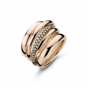 Oromalia Ring Rosegoud