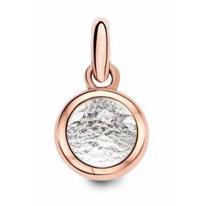 Tirisi Moda Bedel Kristal Met Zilver Leer