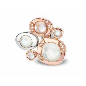 Tirisi Moda Life is a beach kristal, wit en roze parelmoer