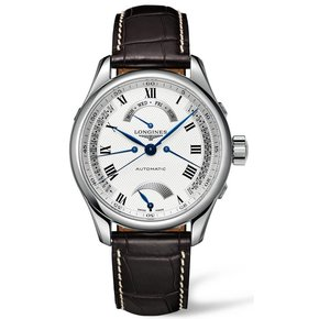 Longines Master Collection 41mm Retrogate Automatic Power Reserve